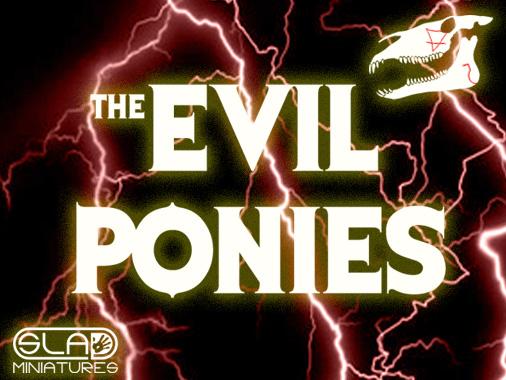 The Evil Ponies - Kickstarter Frontcover2_zps8348cf11