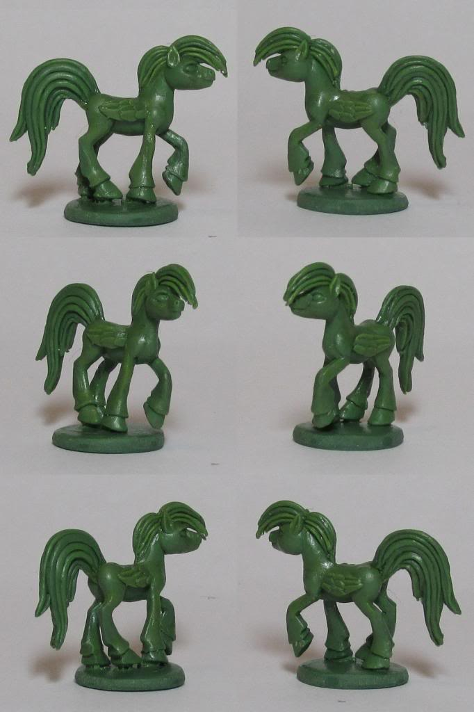Pewter Ponies, little gaming sculptures on Kickstarter FoulFoal2_zps43b1364a