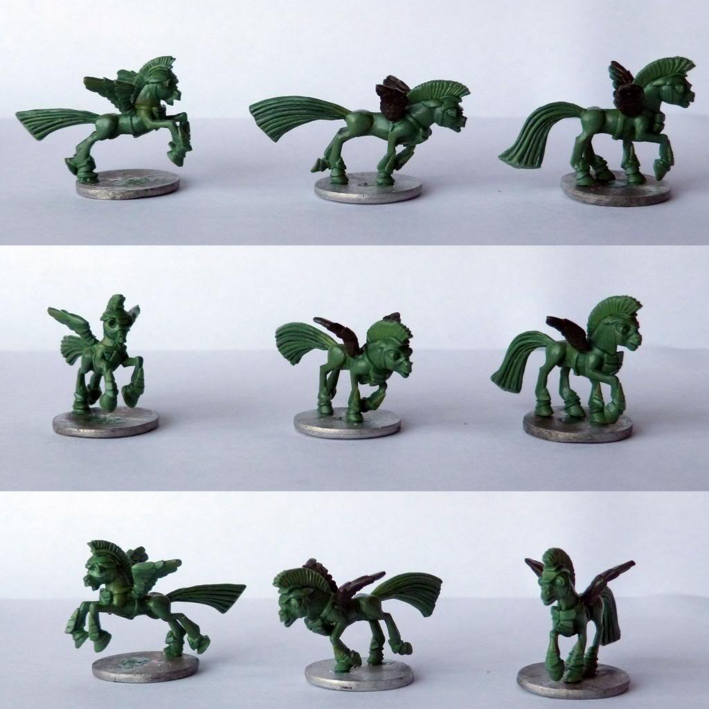 Pewter Ponies, little gaming sculptures on Kickstarter LLFA_zpse1222104