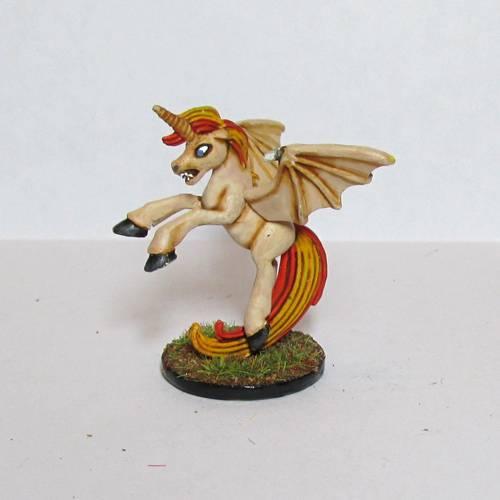 Pewter Ponies, little gaming sculptures on Kickstarter Ripper2_zps585e222d