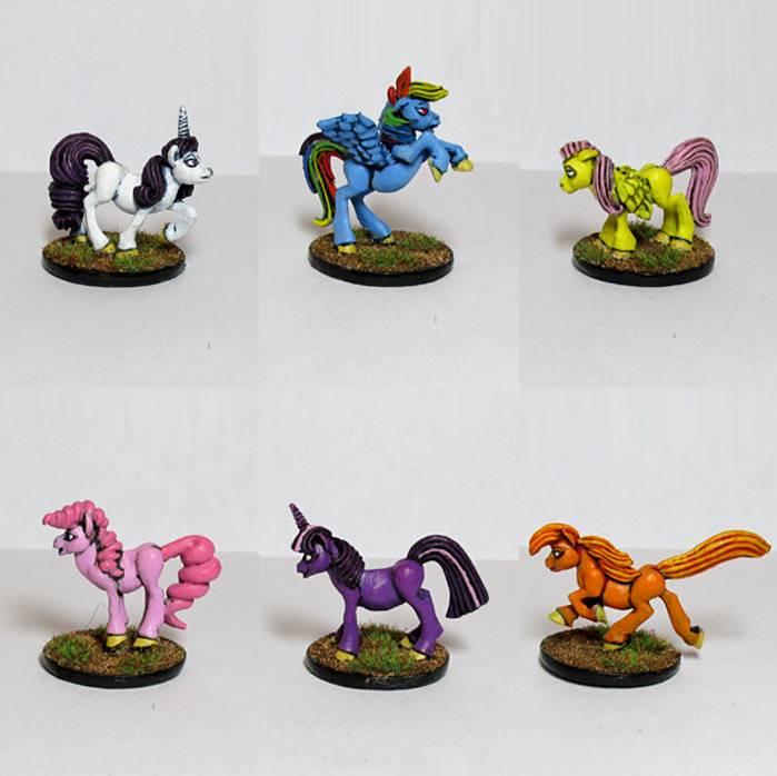Pewter Ponies, little gaming sculptures on Kickstarter SOP2GROUP2_zpsb76799e6