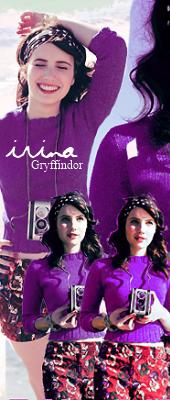 Irina F. Gryffindor