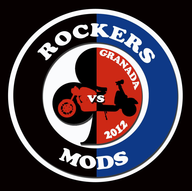 V ROCKERS VS MODS GRANADA Rockersvsmods2012
