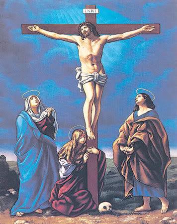 صور متنوعة للسيد المسيح Crucifixion-Print-C10055193