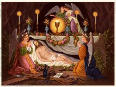 صور متنوعة للسيد المسيح Heilige-Grab-Christi-Print-C1028342