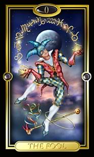 What is your favorite tarot deck? Gilded-00704