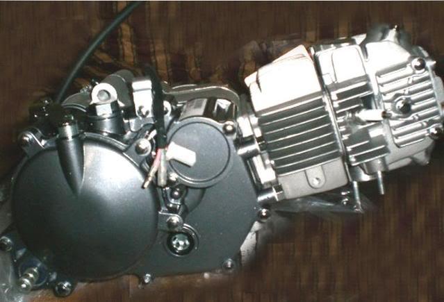 Vendo Motor Lifan 150cc BigpicofLifan150