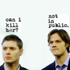 You've Fallen for Me Winchesters157