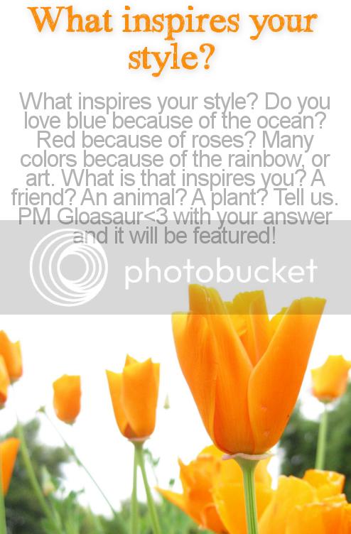 Glamour Magazine // Issue 2 Inspiration
