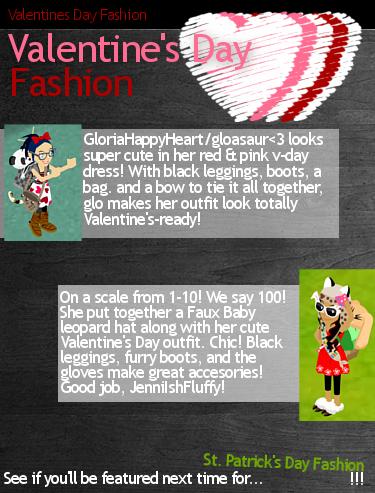 Glamour Magazine // Issue 1 Vday-2