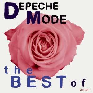 Depeche Mode BESTOFCDDVD