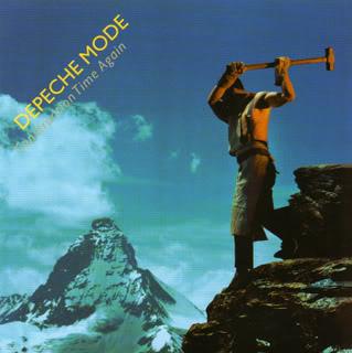 Depeche Mode ConstructionTimeAgain