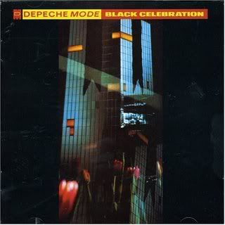 Depeche Mode DepecheModeBlackCelebrationOriginal