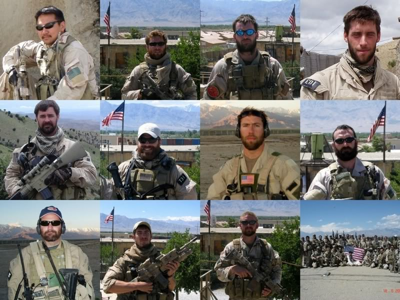 operation red wing SEALS Collage1