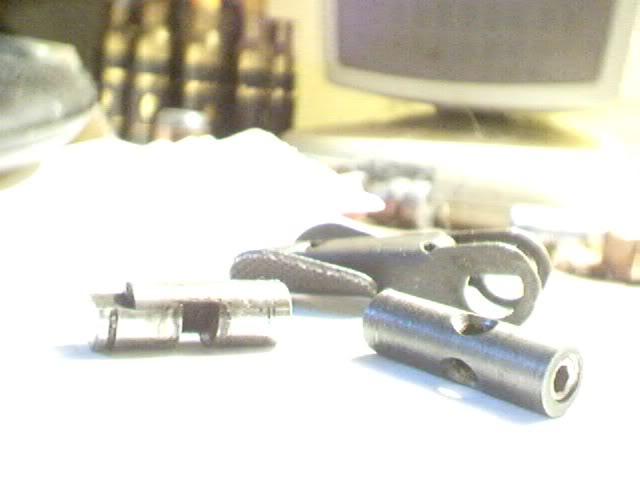 Vanne de gaz contrôlable pour FSA MAS M49 / 56 MAS