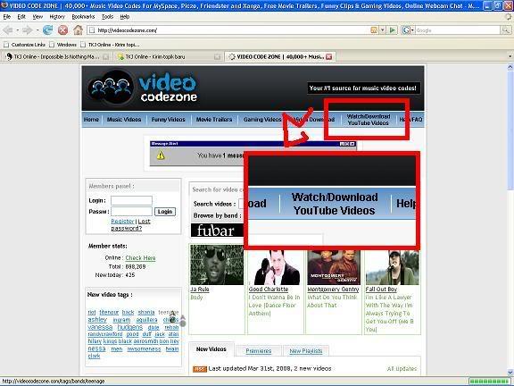 cara download video 1