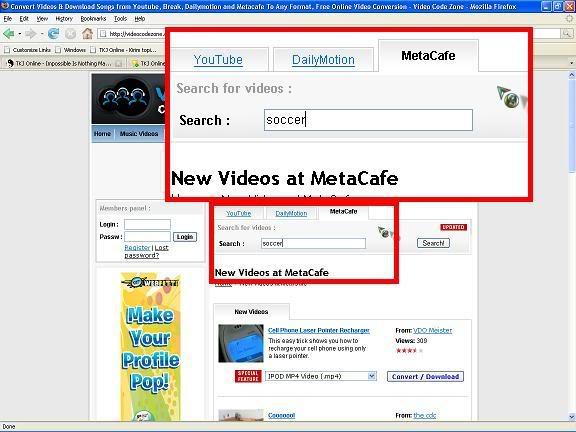 cara download video 2