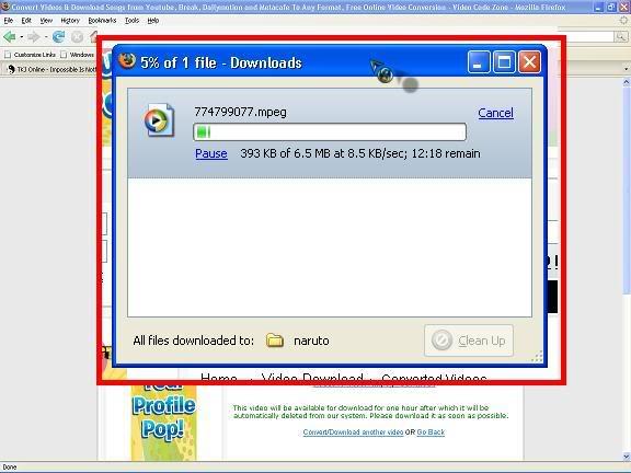 cara download video 6