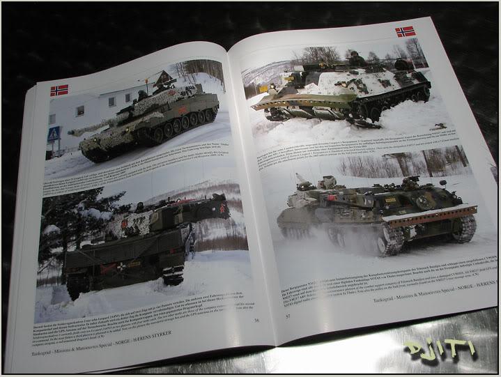 [Livre] tankograd Norsge Haerens Styrker armée norvegienne IMG_7657copie