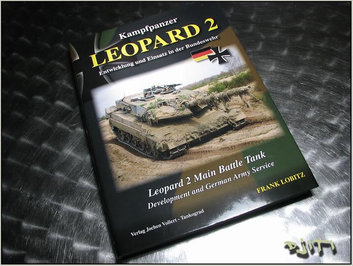 [livre] Kampfpanzer Leopard 2 Development and German army se IMG_7658copie