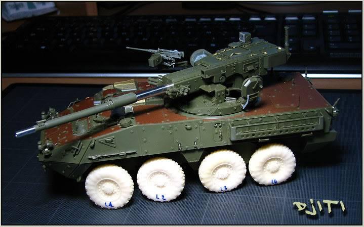 Stryker M-1128 MGS (mobile gun system) IMG_3573copie
