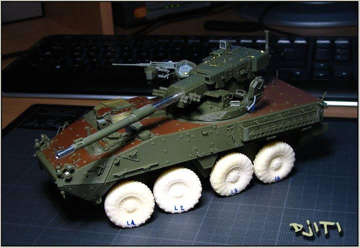 Stryker M-1128 MGS (mobile gun system) IMG_3577copie