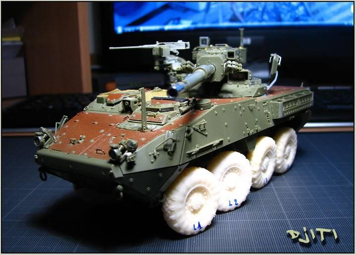 Stryker M-1128 MGS (mobile gun system) IMG_3581copie