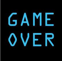 El Rey va en decadensia Game-Over