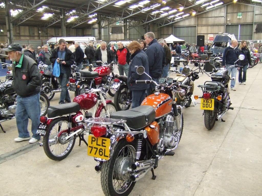 "The 25th ""Real Classic"" Malvern Classic Bike Show & Jumble(update with Piccies) DSCF1968"
