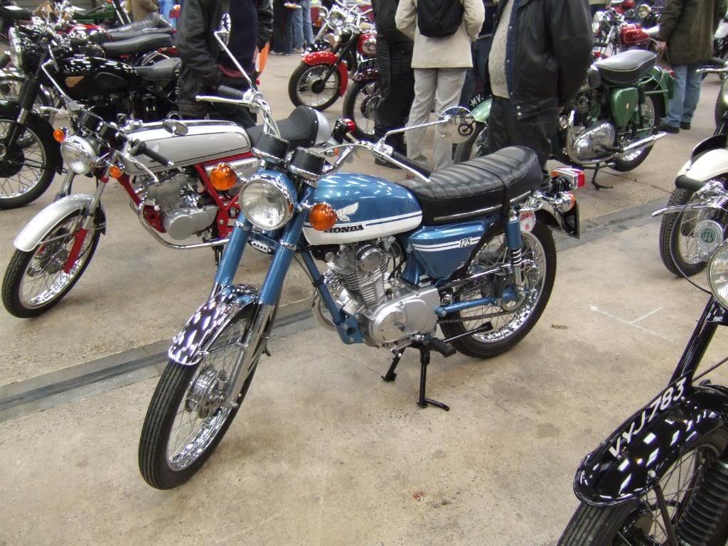 "The 25th ""Real Classic"" Malvern Classic Bike Show & Jumble(update with Piccies) DSCF1974"