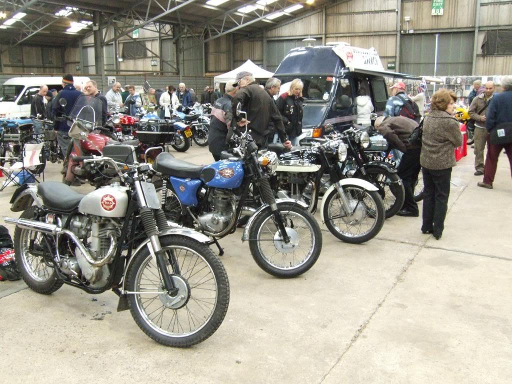 "The 25th ""Real Classic"" Malvern Classic Bike Show & Jumble(update with Piccies) DSCF1979"