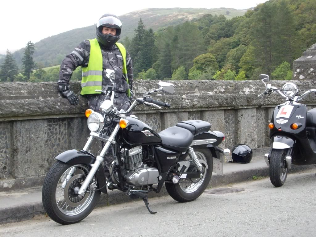 This is me and my baby cruiser Lakevyrnwy1small