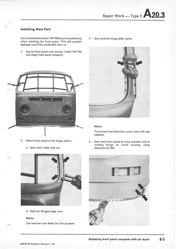 Missionare - 1969 Early/Low Light RHD T2a Bay Window Walkthrough Microbus - Page 6 VW-Workshop-Manual_Page_182