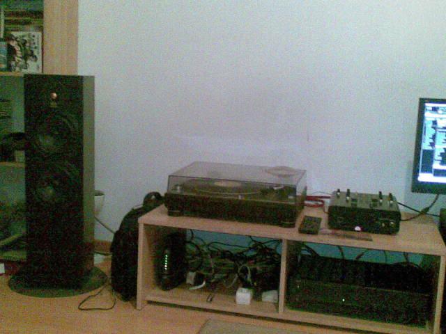 O stereo cá de casa (em metamorfose) 01032010001