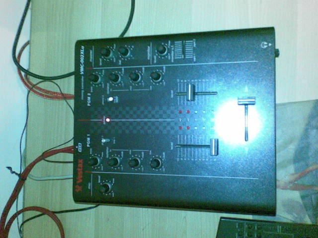 O stereo cá de casa (em metamorfose) 01032010007