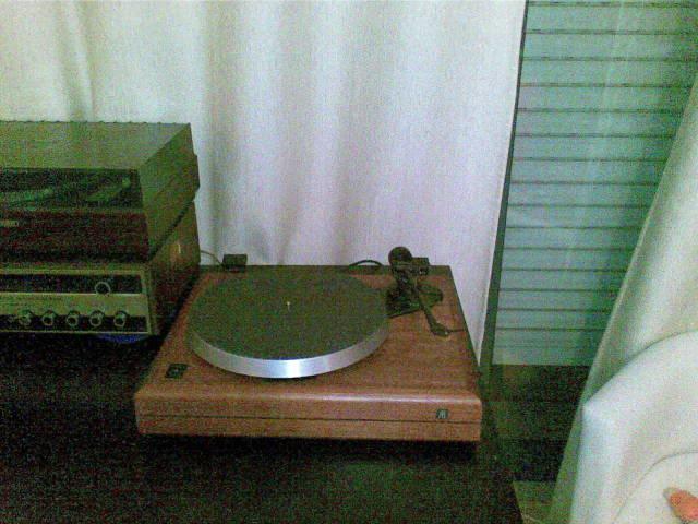 O stereo cá de casa (em metamorfose) 16032010