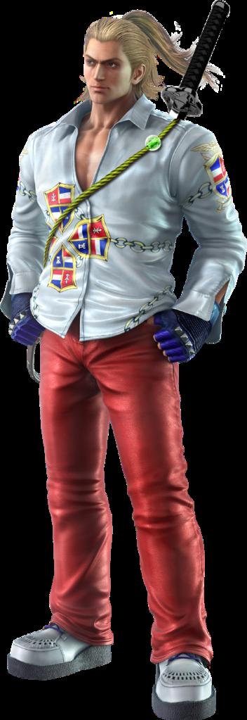 Tekken 6 Sword men's renders Steve3