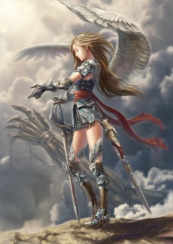 i didn't see a random pic topic soo.... Angelslayer