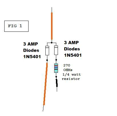 LEDS turn signal wiring (two wire leds work as a three wire) Diodes-res-01b