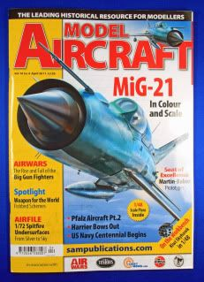 Magazine Review Model Aircraft April 2011 MAFeature