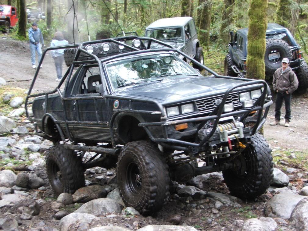 Off Road Subarus! DSCF2969