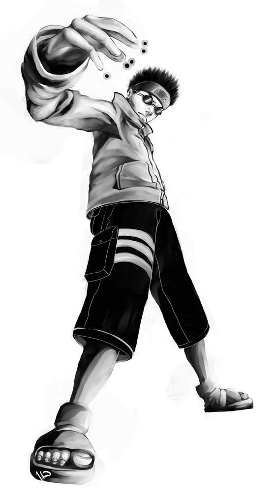 muchas IMAGENES QUE PUEDEN USAR PARA EL rpg. Naruto_shino_by_daruma123