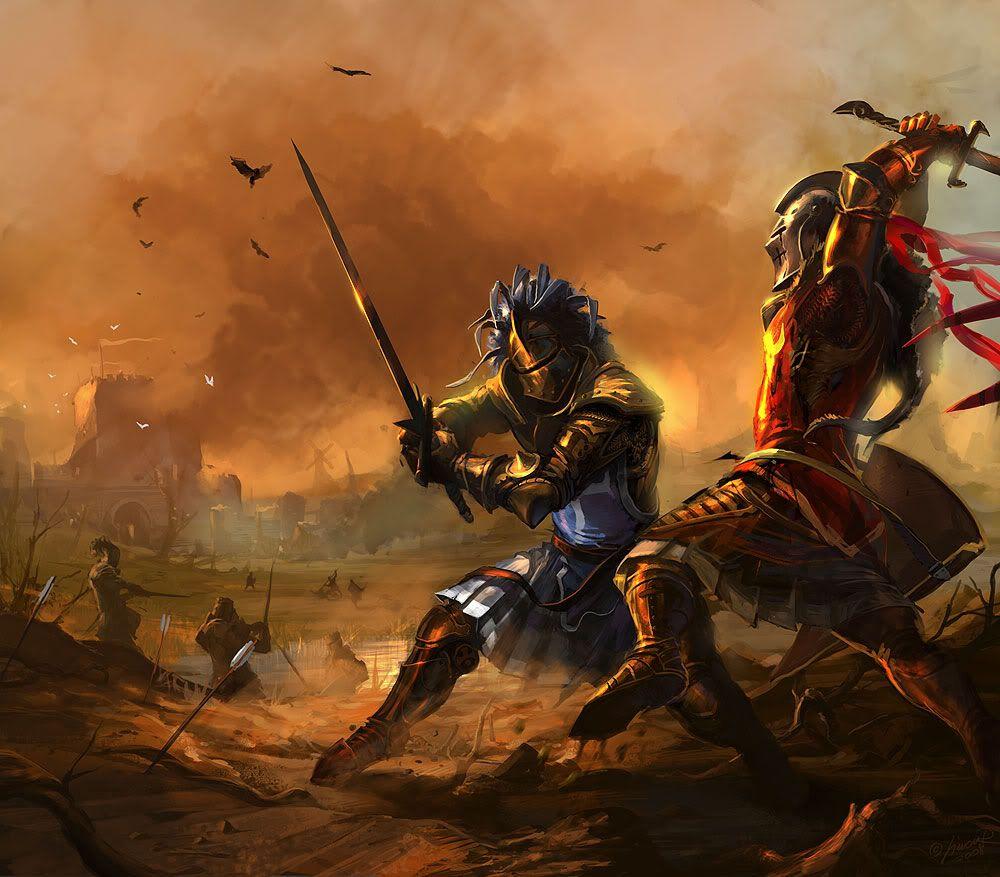 La Batalla de Licantro Fight