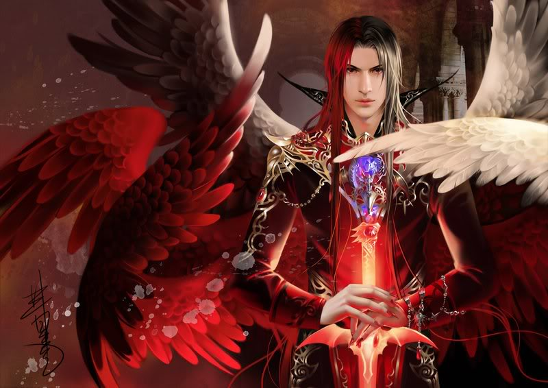 LUCIFER... god of Hell Luciffer