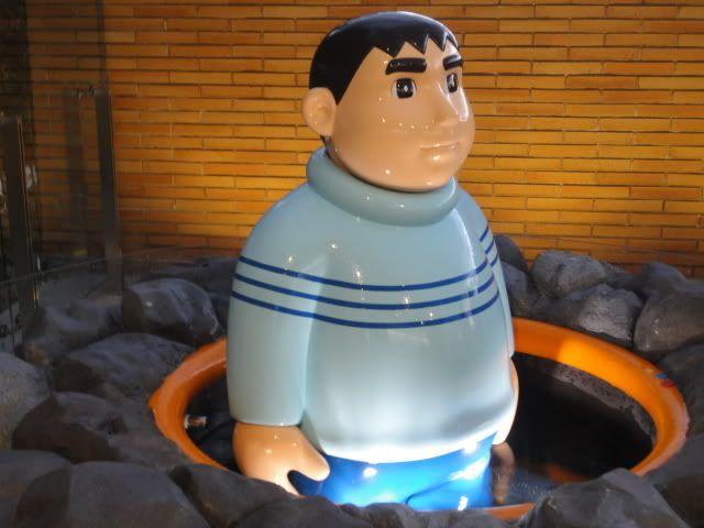 L expo de Doraemon a Kawasaki : les photos DSC01124