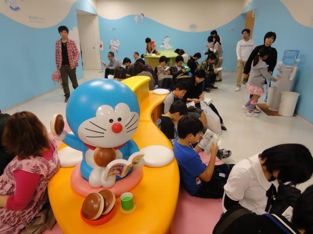 L expo de Doraemon a Kawasaki : les photos DSC01177