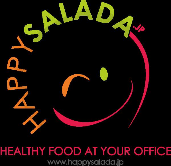 Happy Salada @Tokyo : nouveau service de livraison de salade HappySaladaLogo