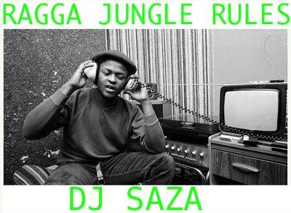 dJ sAZA : DubsTEP / eLEctro / drUM miXes Junglerules