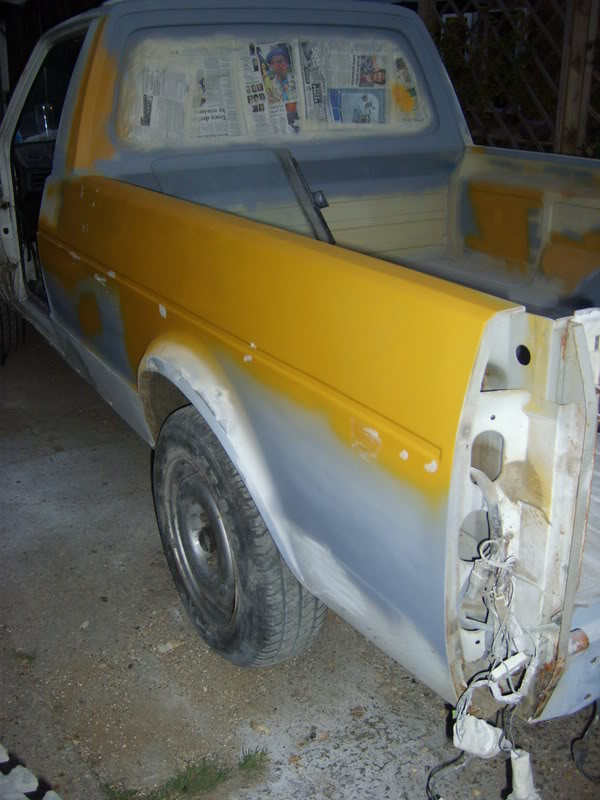 project--rustowagen mk1 caddy - Page 2 Thewhitecaddy106