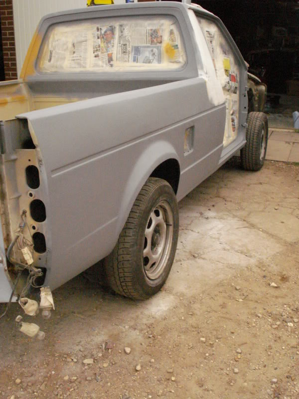project--rustowagen mk1 caddy - Page 2 Thewhitecaddy120